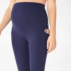 Fabletics High Waisted Pure Luxe Maternity Pants